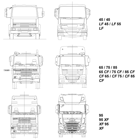 Chassis drawings archive